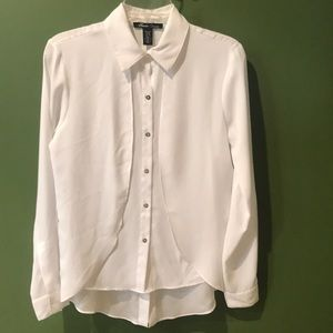 Kenneth Cole Polyester Blouse NWOT